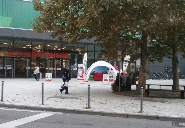 [Lokal Stuttgart] Kinder Bueno 4free