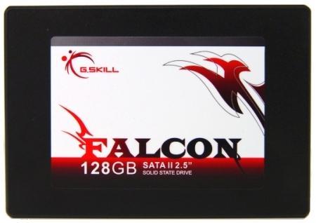 """G.Skill Falcon SSD 128GB MLC 2.5"""" SATA2 / Indilinx 110M00 / FM-25S2S-128GBF1"""