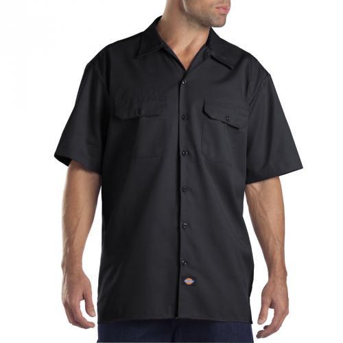 Dickies 1574 Short sleeve work Shirt - Div. Farben - Ebay.com (1 Stk. 28,59$  /20,4€ - 2 Stk. 52.95$ / 37,82€)