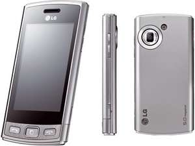 Touchscreen-Handy LG Viewty GM360