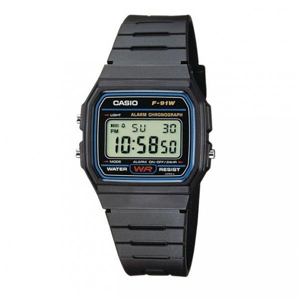 Mydealzer Uhr Casio F-91W-1YEF mit  Gutschein 3€sparspezial für 4,77 € ohne Versandkosten (Knallerpreis) @ Markenbilliger.de