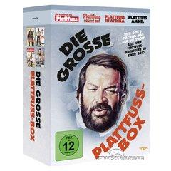 Die grosse Plattfuss-Box (Blu-Ray)