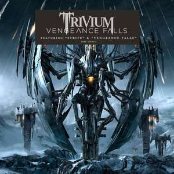 Trivium - Vengeance Falls kostenlos anhören