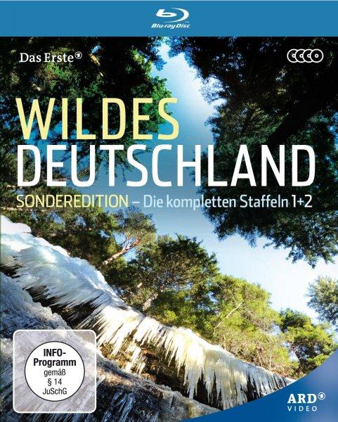 Wildes Deutschland - Sonderedition: Die kompletten Staffeln 1+2 [Blu-ray] für 29,99 €