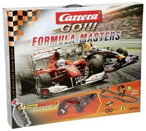 Carrera GO!!! Formula Masters 62202 Autorennbahn für 39,90 € inkl. Versand