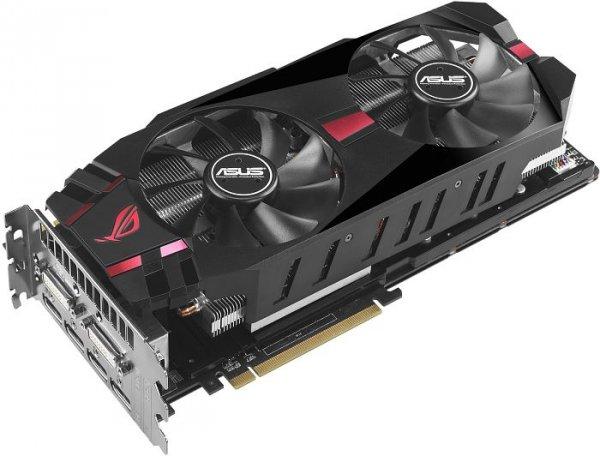 ASUS ROG MATRIX-HD7970-3GD5, Radeon HD 7970 GHz Edition