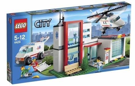 "Lego™ - ""City: Helikopter Rettungsbasis"" (4429) ab €22,89 [@Galeria-Kaufhof.de]"