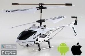 [MeinPaket] Hype iDroid Heli Smartphone Control 034-1200 Hubschrauber