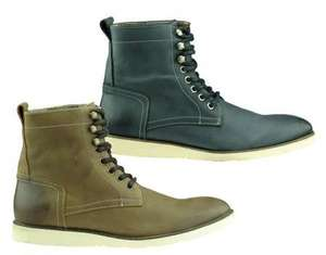 Selected Stiefel Sel Sutton Herren Boots in braun & schwarz 39,99 € @MP