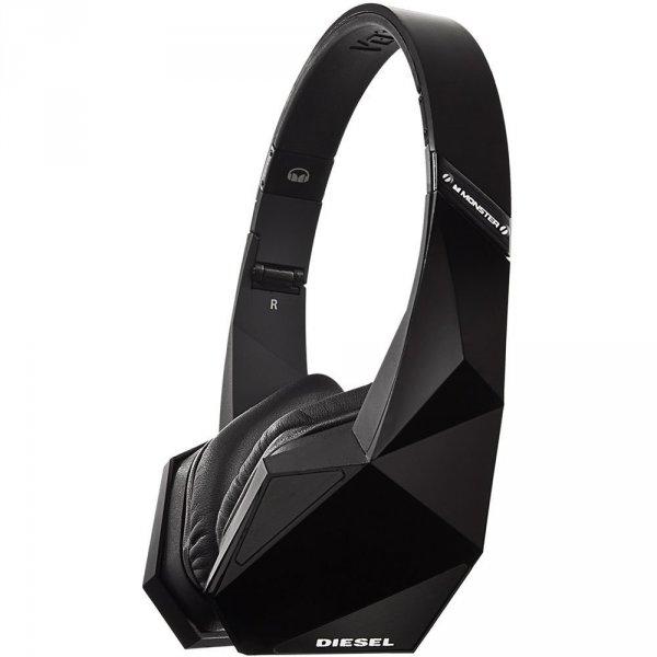 Monster Diesel VEKTR OnEar Designer-Kopfhörer mit ControlTalk Universal schwarz für 149,- Euro zzgl. 4,90 Euro Versandkosten statt UVP 249,- Euro.