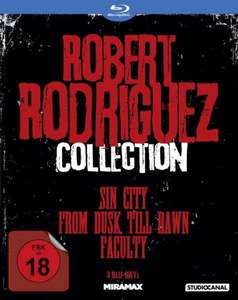 [Lokal MM Berlin] Rober Rodriguez Collection Blu-ray mit Sin City, From Dusk Till Dawn und Faculty 14,99€