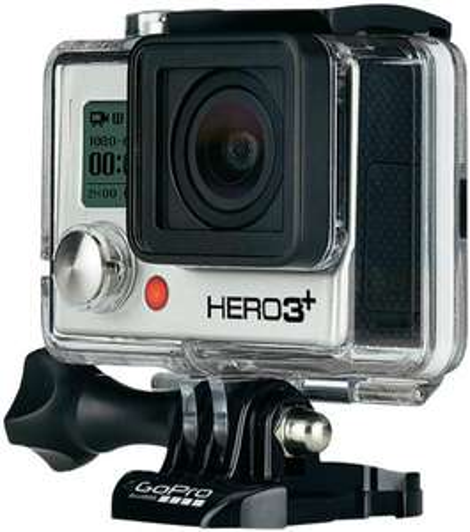 Die neue GoPro HD HERO3+ Black Edition-Surf @ digitalo