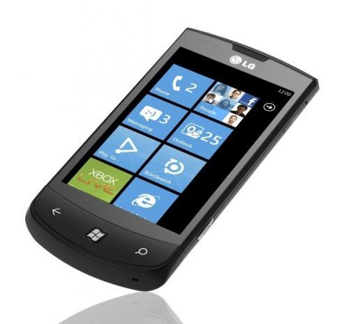 LG Optimus 7 E900 / Touch / 14GB Speicher / 5 Megapixel [eBay]