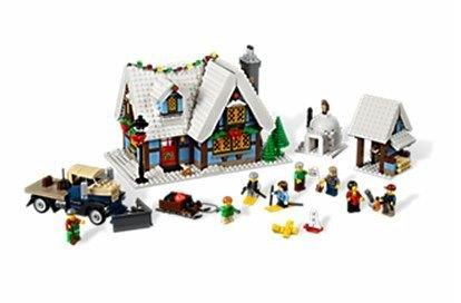 LEGO Winterliche Hütte 10229 für unter 75€ inkl. Versand