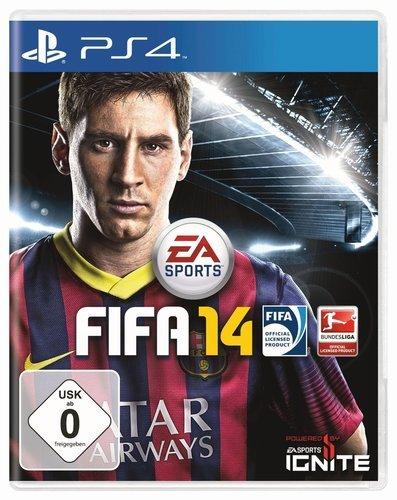FIFA 14 PS4 günstigster Preis