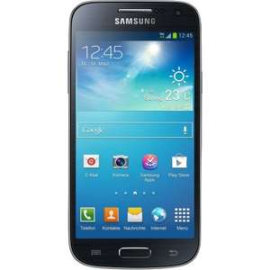 Samsung GT-I9195 Galaxy S4 Mini schwarz 8GB EU [Android 4.2, 8MP Kamera, 1,7 GHz Dual-Core]