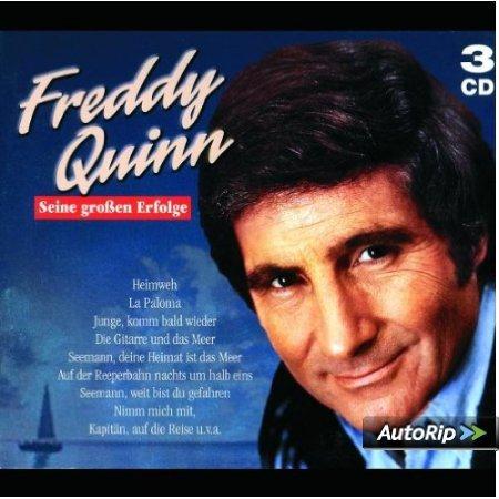 Freddy Quinn - Seine großen Erfolge 3CDs nur 11,97 € (8,97 für Amazon-Prime-Nutzer)