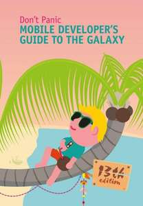 Buch: Mobile Developer's Guide To The Galaxy [Kindle]
