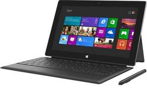 [Lokal Media-Markt Wiesbaden] Microsoft Surface Pro 64GB + MS Type Cover