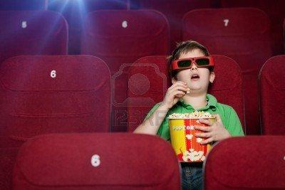 Cinestar - 4mal günstig ins Kino (inkl Popcorn)