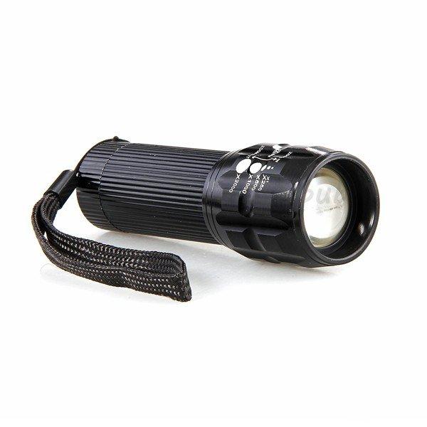 CREE Q5 LED Light Lamp 600 Lumen für 2,95€