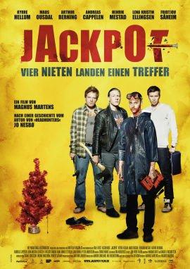 """Fast kostenlos ins Kino zu """"JACKPOT - Vier Nieten landen einen Treffer"""" (Jeder 3. Anruf gewinnt)"""