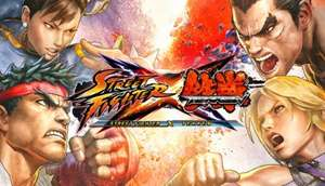 [Steam] Street Fighter x Tekken @ Amazon.com