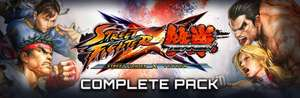Street Fighter X Tekken Complete Pack [Steam] für 11€ @Amazon.com