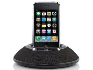 JBL On Stage micro 2 tragbare Lautsprecher für Apple iPod schwarz