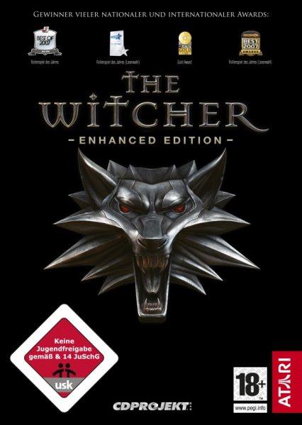 [GOG.com] The Witcher Enhanced Edition kostenlos zu jeder Bestellung