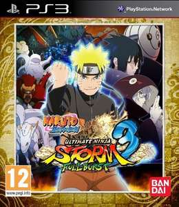 Naruto Ultimate Ninja Storm 3: Full Burst (PS3/Xbox360) für 32€ @Amazon.uk