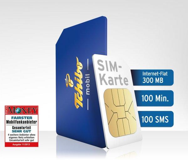 o2 Smartphone Tarif - 300MB - Tchibo Mobil - 7,95€ mtl.