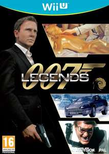 James Bond 007 Legends (Wii U) für 15,16 €