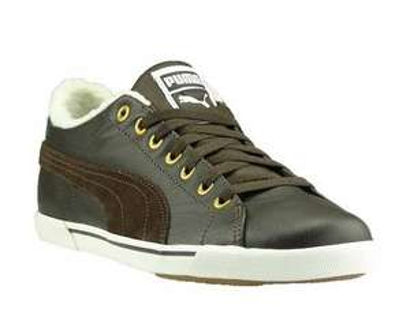 PUMA Sneakers Schuhe Benecio aus Glattleder - für 34,99 € VK-frei @ MP