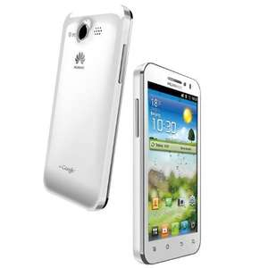 Huawei U8860 Smartphone (4 Zoll Display, 8 Megapixel Kamera, UMTS, Android 4.0) weiß für 150€ @Amazon.fr
