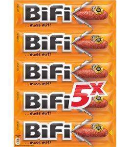 [Lokal Hamburg] Kaufland: BiFi  Salami Snack für 1.11€ ab 14.10