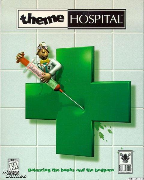 Theme Hospital + The Witcher: Enhanced Edition (PC/Mac) zusammen für 1,76 €