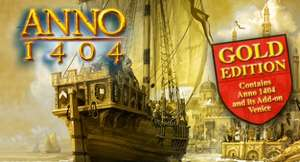 [Download] Anno 1404 Gold - 2,81€ @ GMG