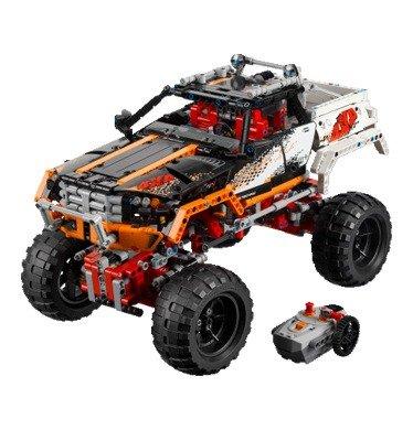 LEGO® Technic 9398 - 4X4 Offroader bei @bol.de
