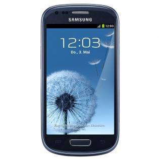 Samsung S3 Mini mit 32GB Karte und BT-Headset 192,99€