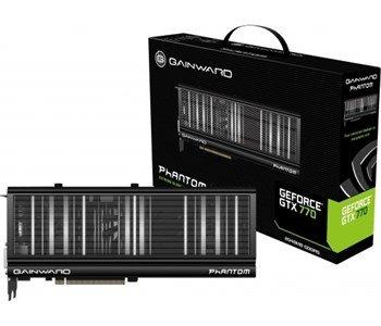 "Grafikkarte ""Gainward GeForce GTX 770 Phantom 2GB"" für 334,85 € inkl. Versand @ ZackZack"