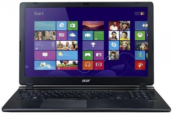 """Acer Aspire V5 552G, AMD A8-5557M, Vorführgerät mit 8GB RAM, 15.6"""" non-glare, Ultrathin-Format mit beleuchteter Tastatur! Cyberport -457€ inkl Versand"""