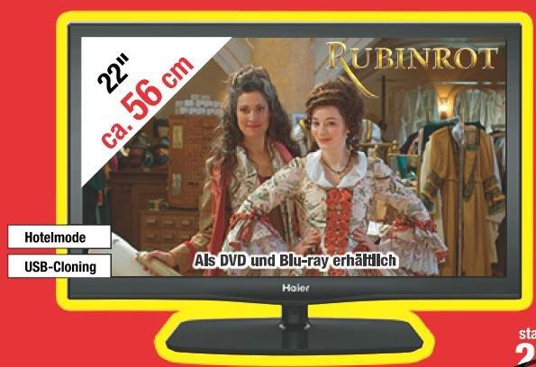 """22"""" Full-HD-LED-  Fernseher LE22G610CF für nur 118,99€ [@metro 19.10.2013]"""