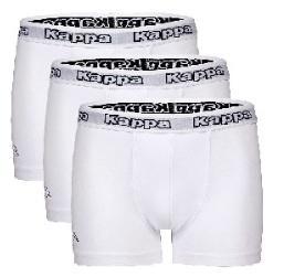 Ebay: WIeder da! Kappa 3er Pack Boxershorts nur in weiss