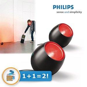 2x Philips LivingColors Micro Schwarz für 43,90 € @iBood