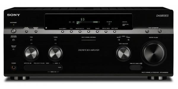Sony STR-DA 5800 ES AV-Receiver nur 1980,-€ inkl. Versand