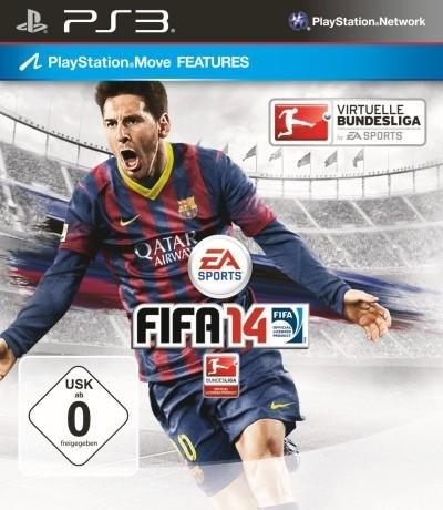 Fifa 14, PS3 und XBOX 360 für 49,90 Euro @ Ebay