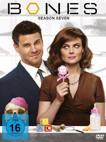 Bones 7. Staffel auf DVD - amazon.de für 17,99€ (ggfs. + Versand)