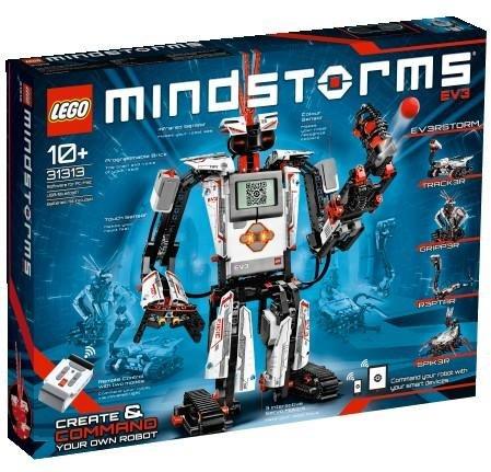 Lego Mindstorms EV3 für 297€ - Idealo Preis: 328,90 €