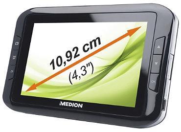 "Ebay: MEDION MD 82906 10,92cm / 4,3"" LCD TV DVB-T P73007"